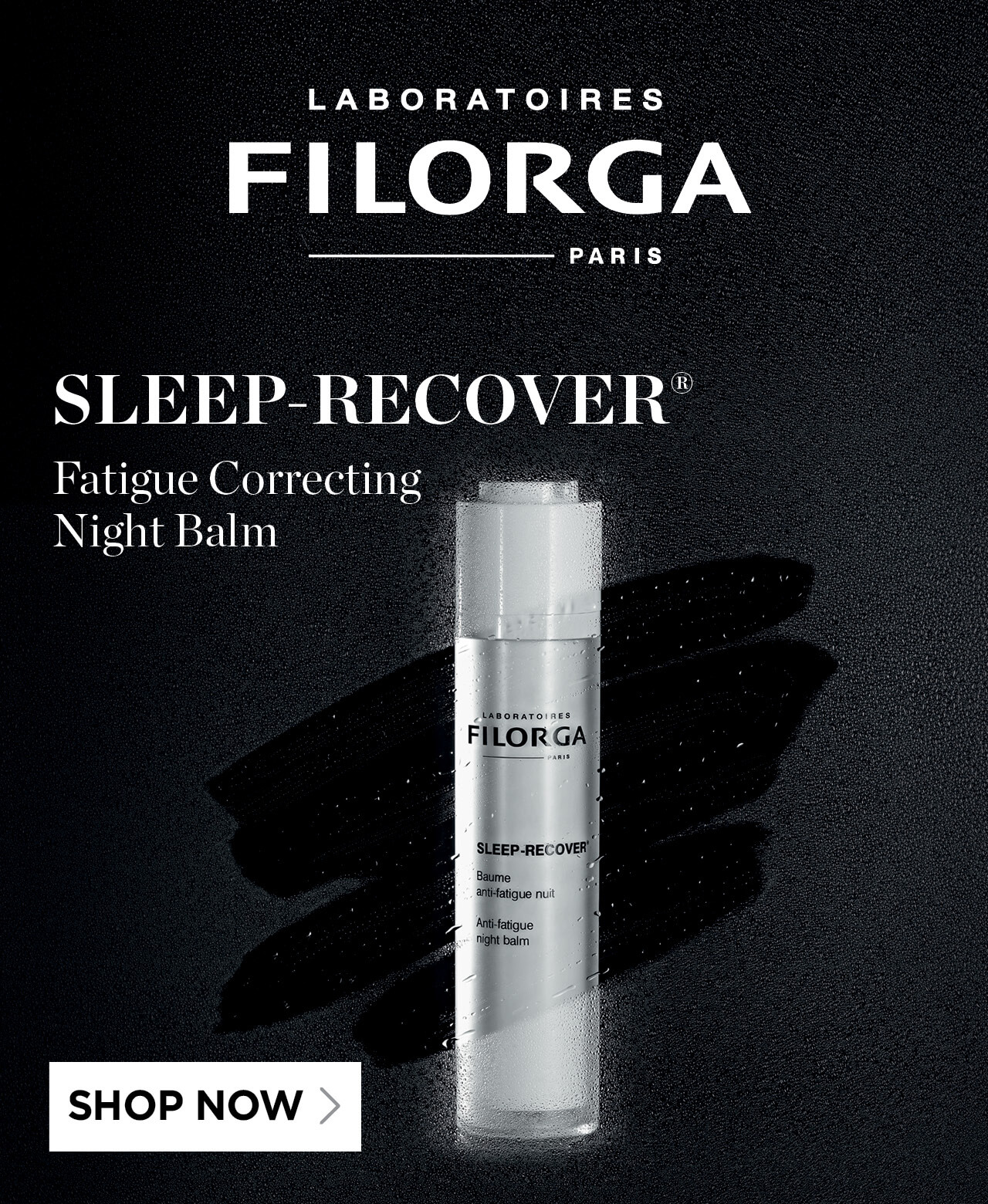 Sleep-Recover Fatigue Correcting Night Balm