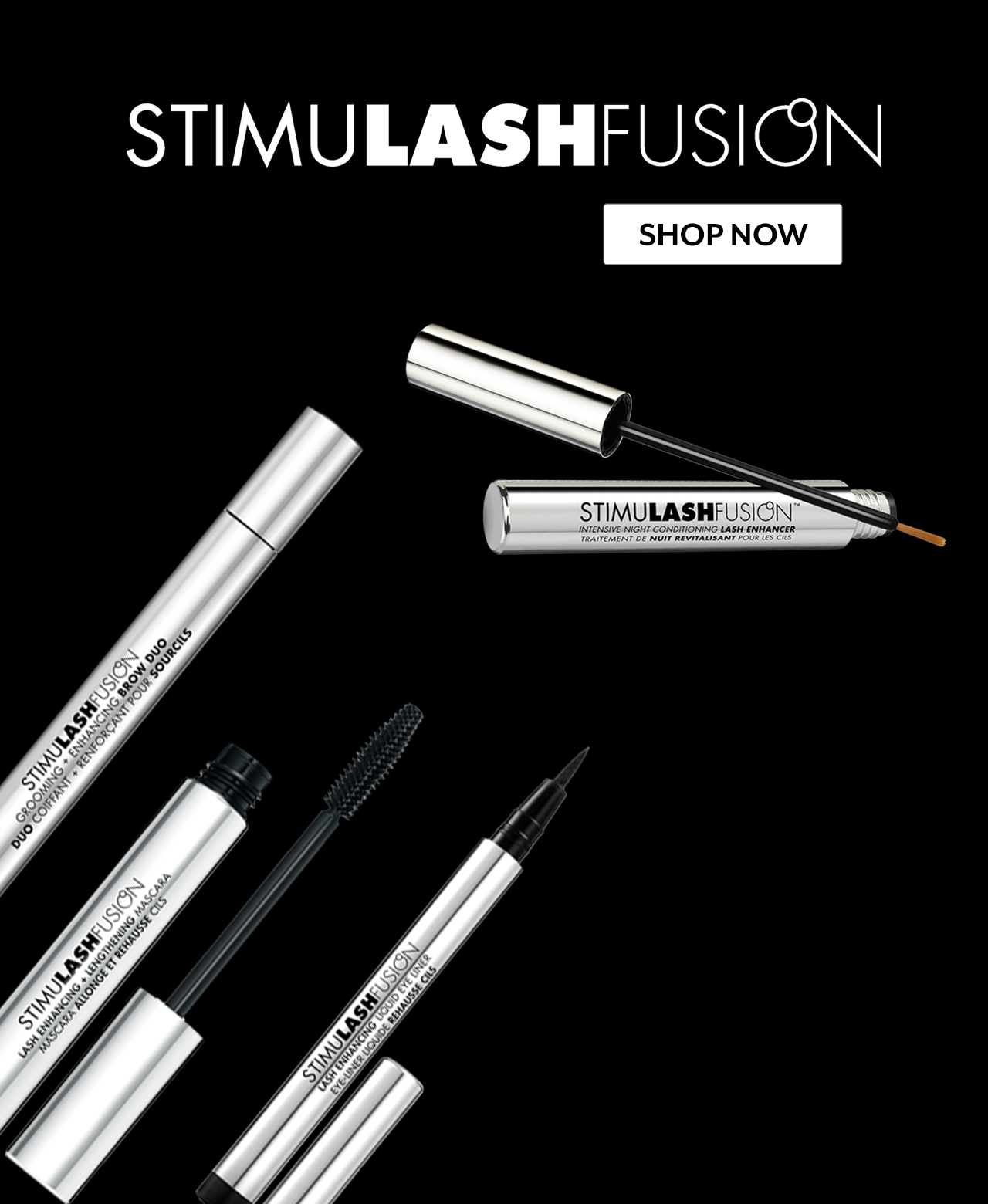 Stimulash Fusion Shop Now