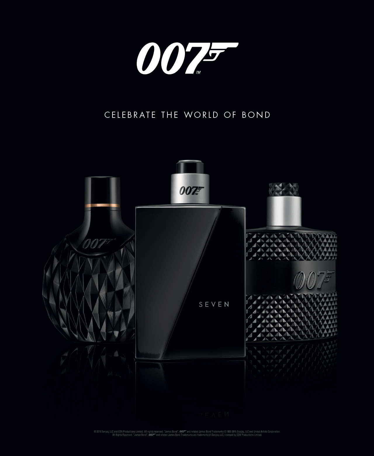 007 Celebrate The World Of Bond