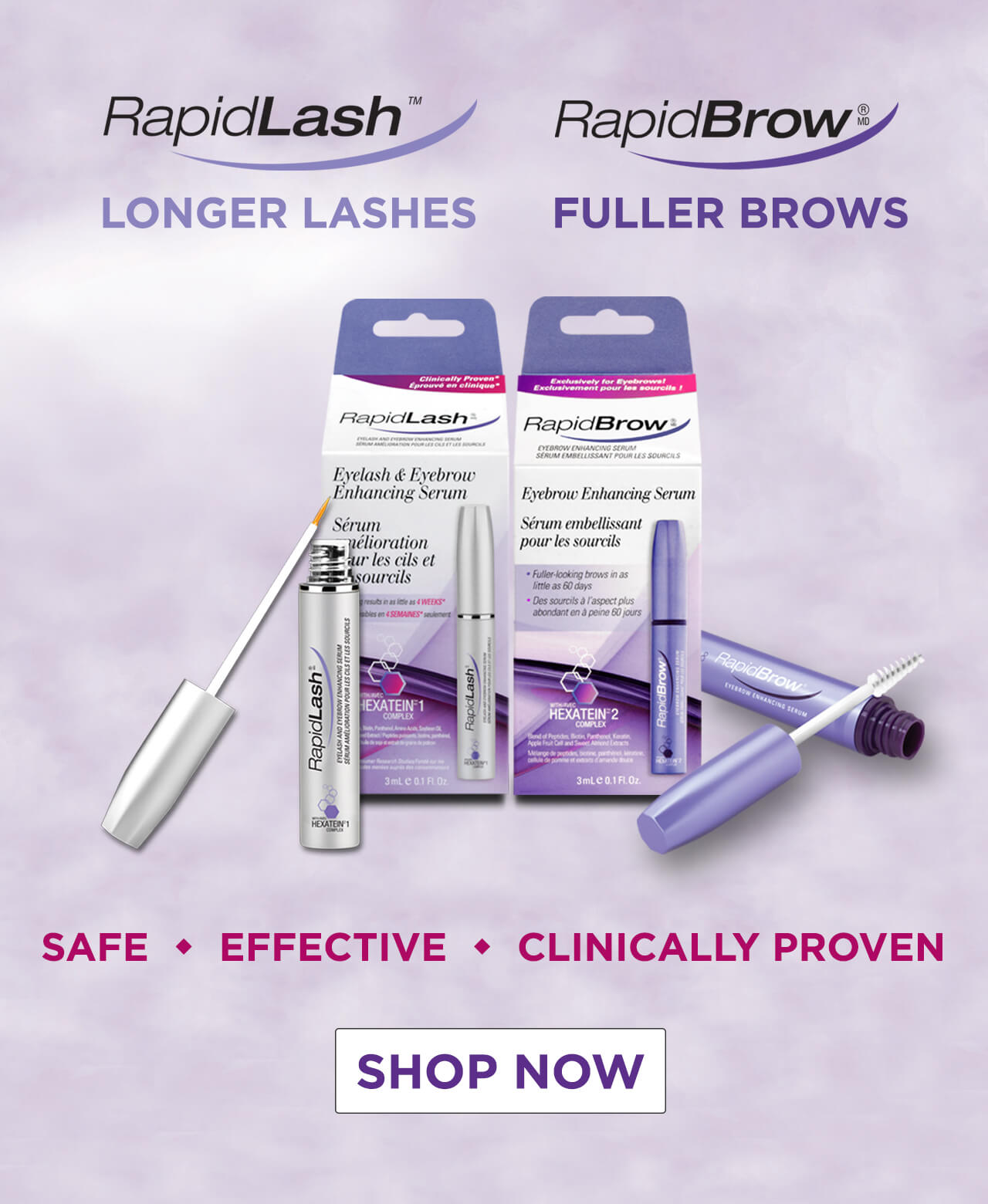 RapidLash RapidBrow