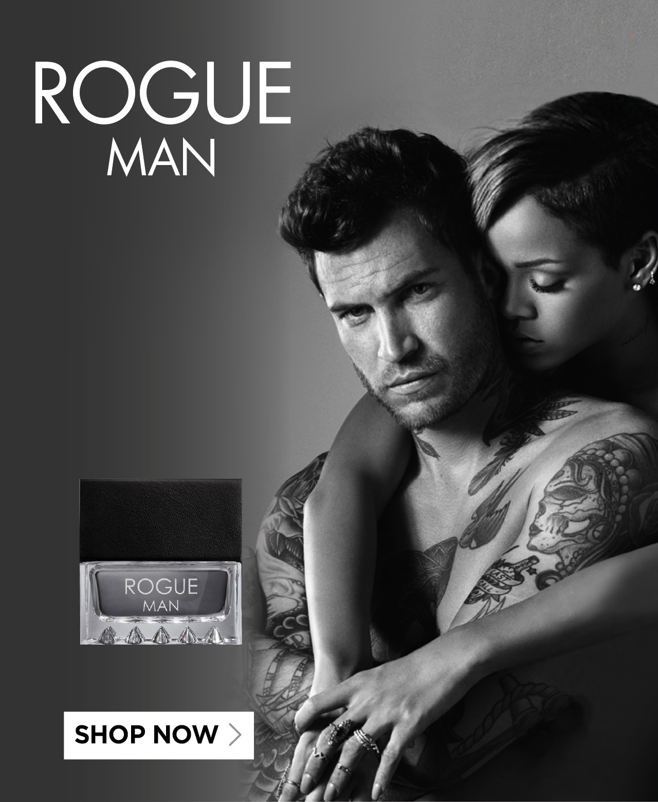 Rogue Man Shop Now