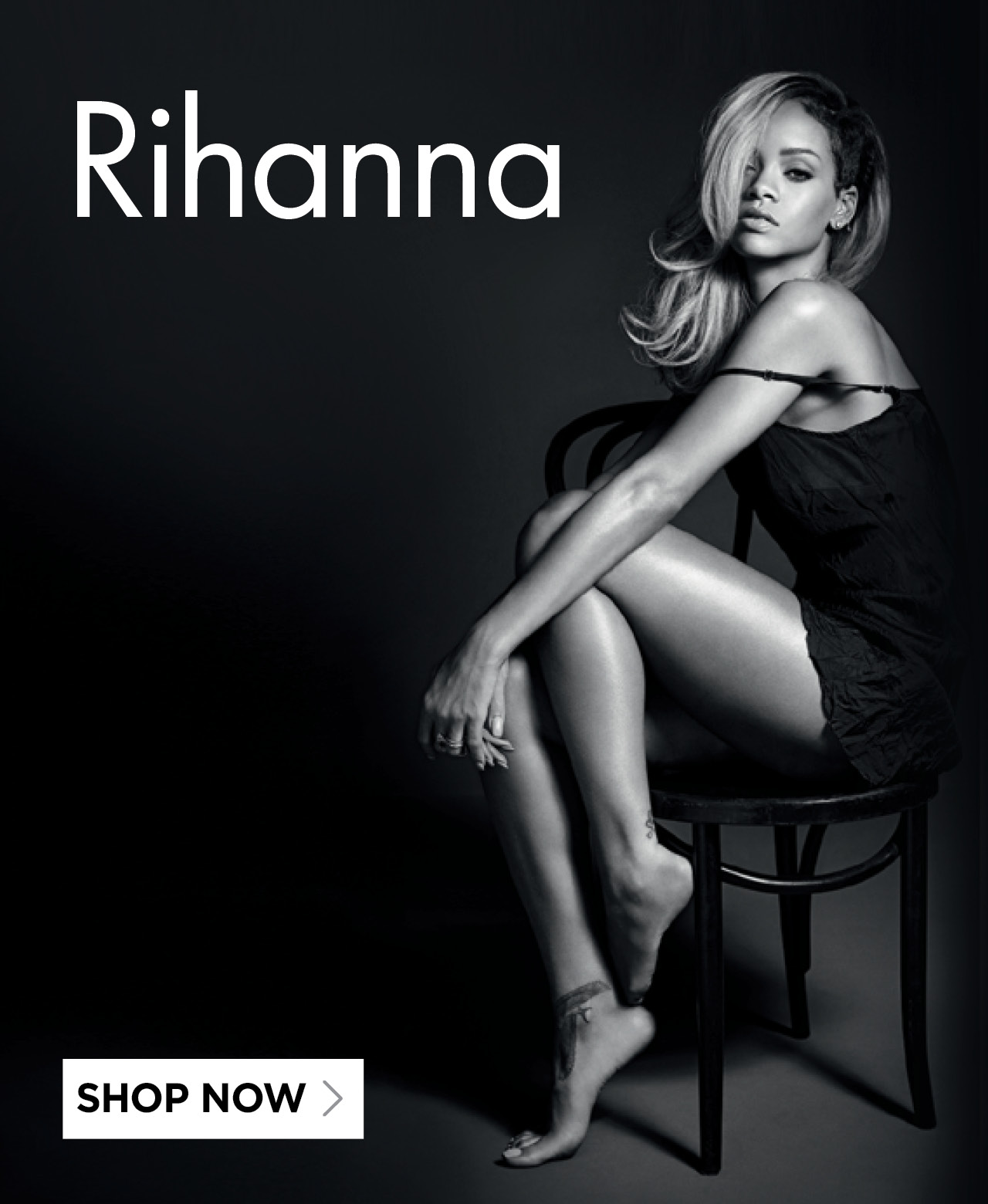 Rihanna - Shop Now