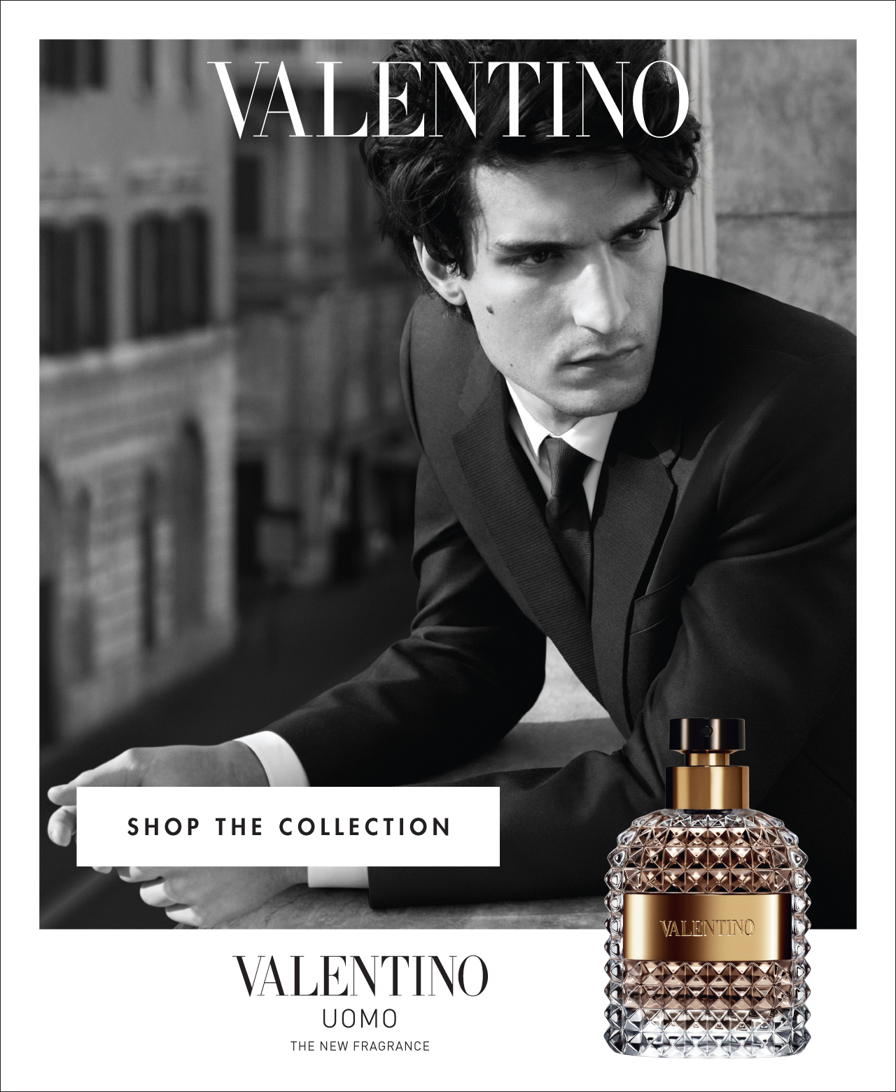 Valentino UOMO The New Fragrance