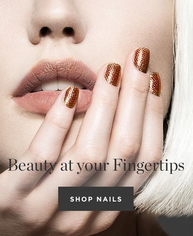 Beauty at your Fingtertips