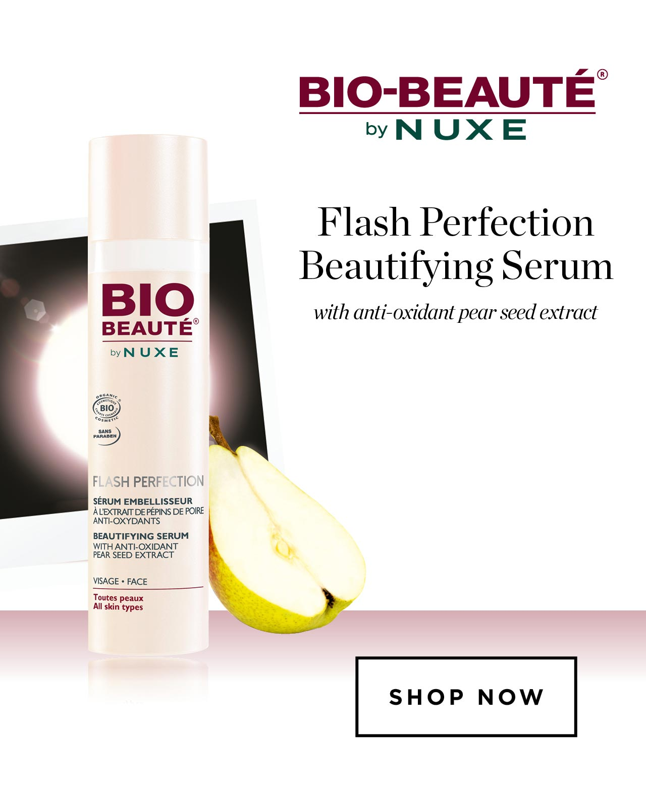 Flash Perfection Beautifying Serum