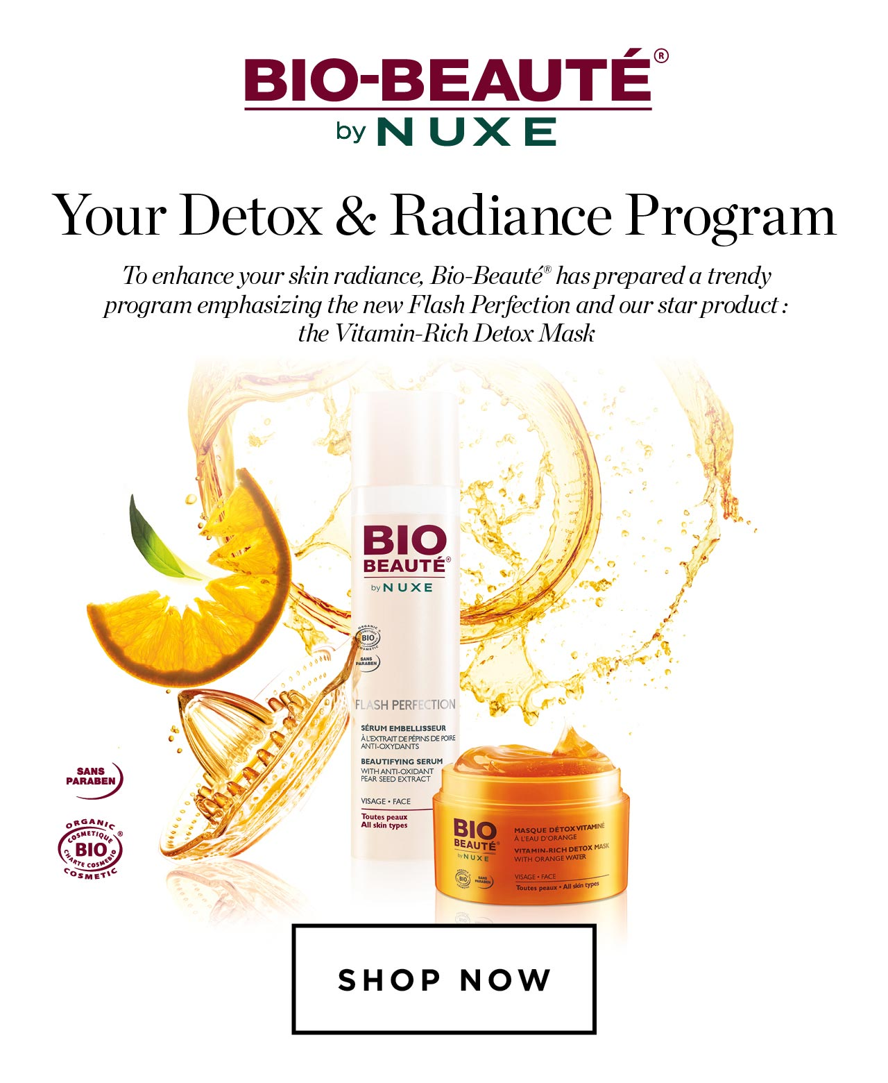 Your Detox & Radiance Program