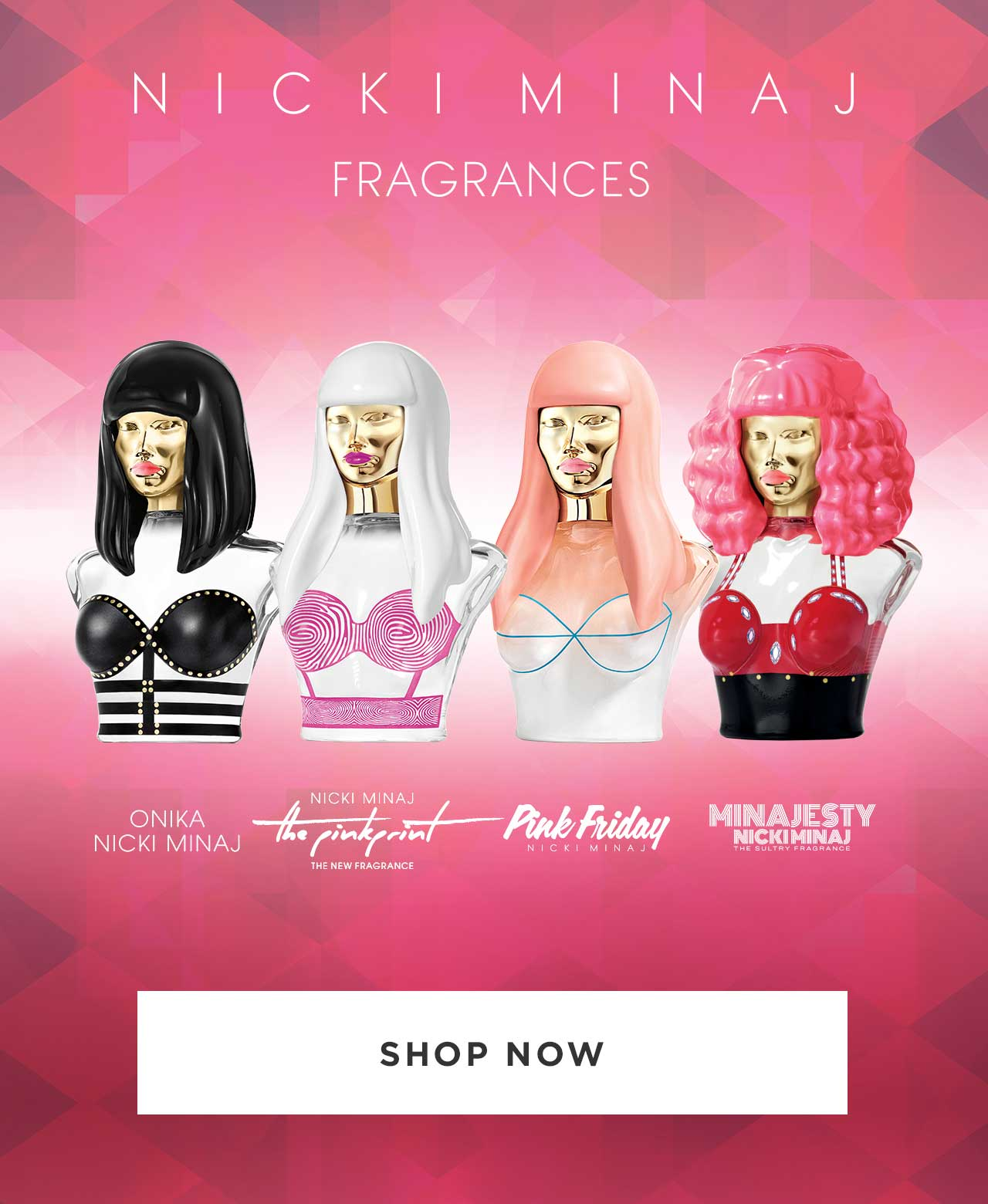 Nicki Minaj Fragrances
