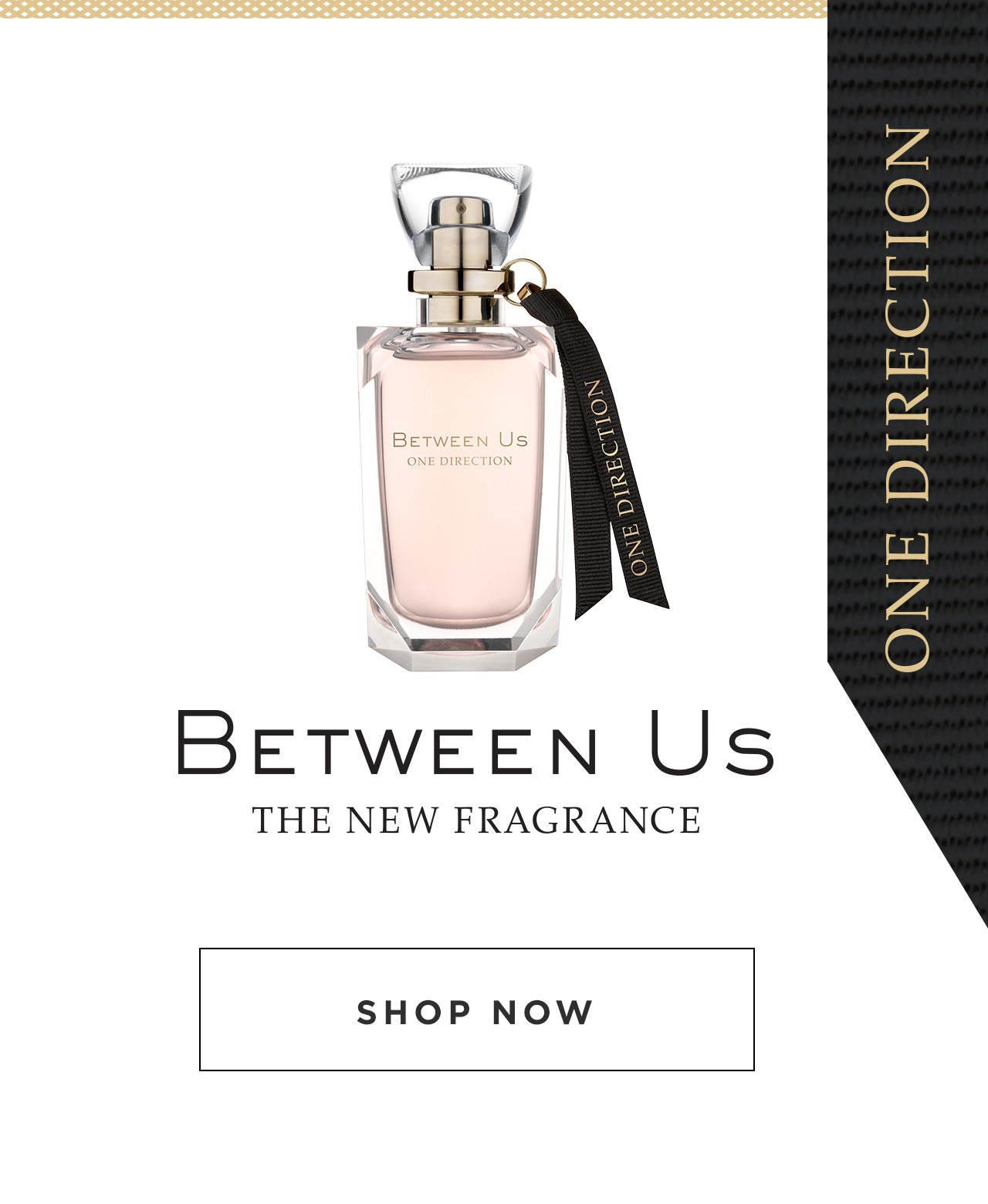 Between Us The New Fragrance