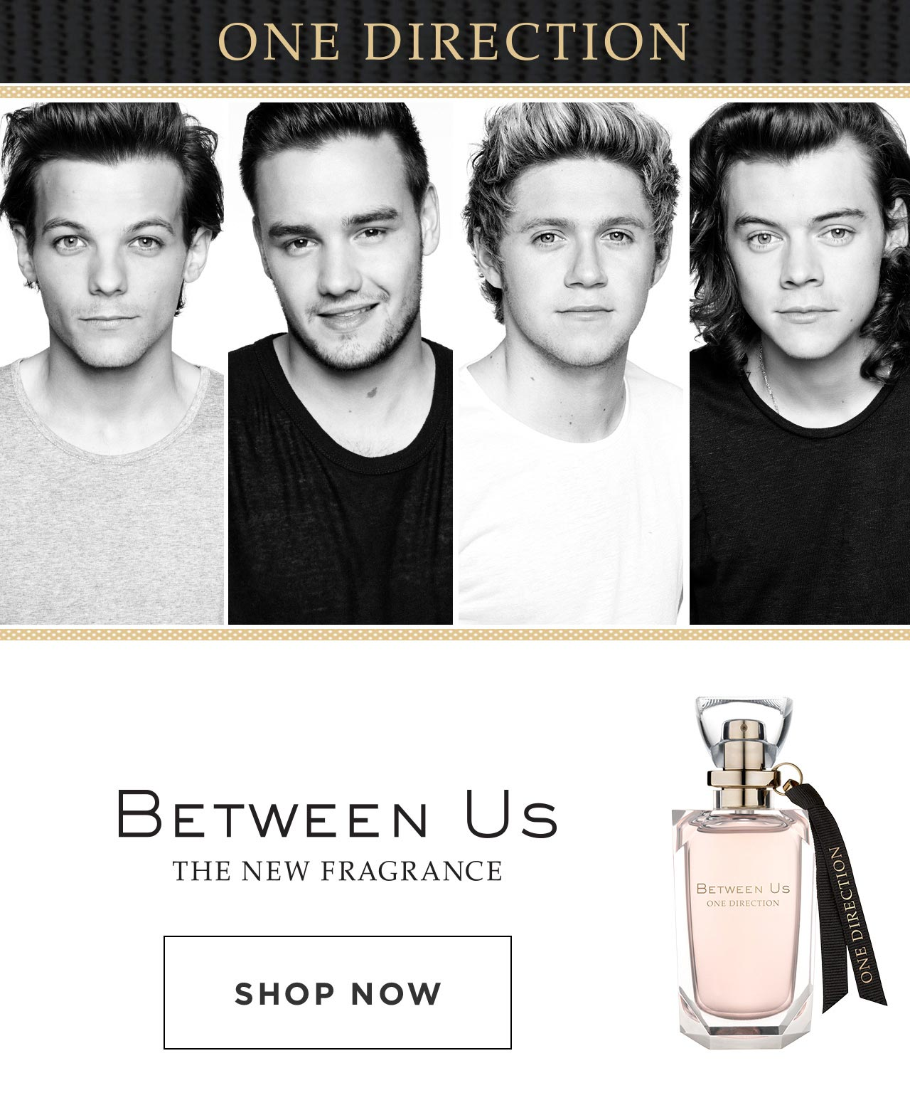 Between Us One Direction