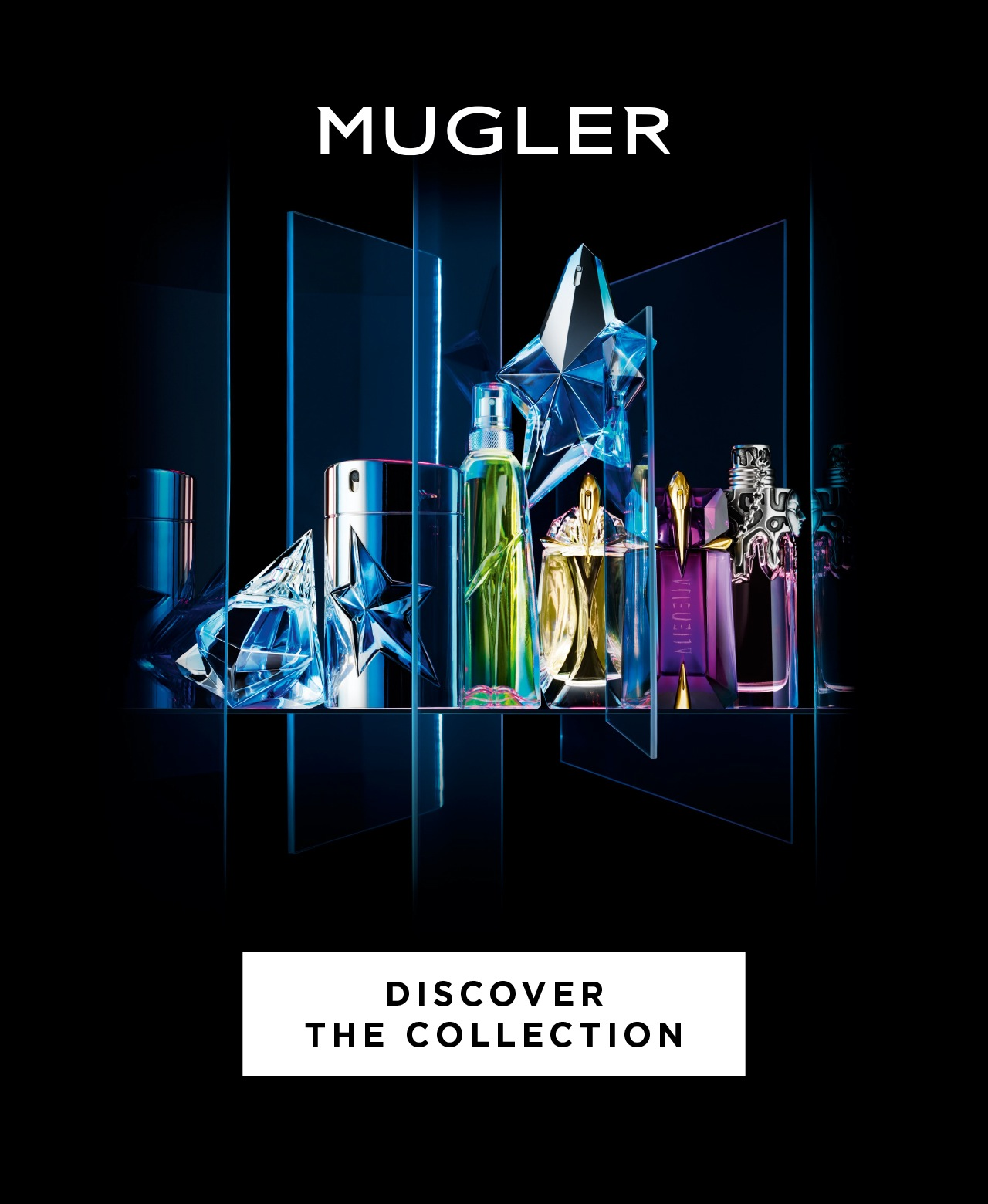 Mugler Discover The Collection