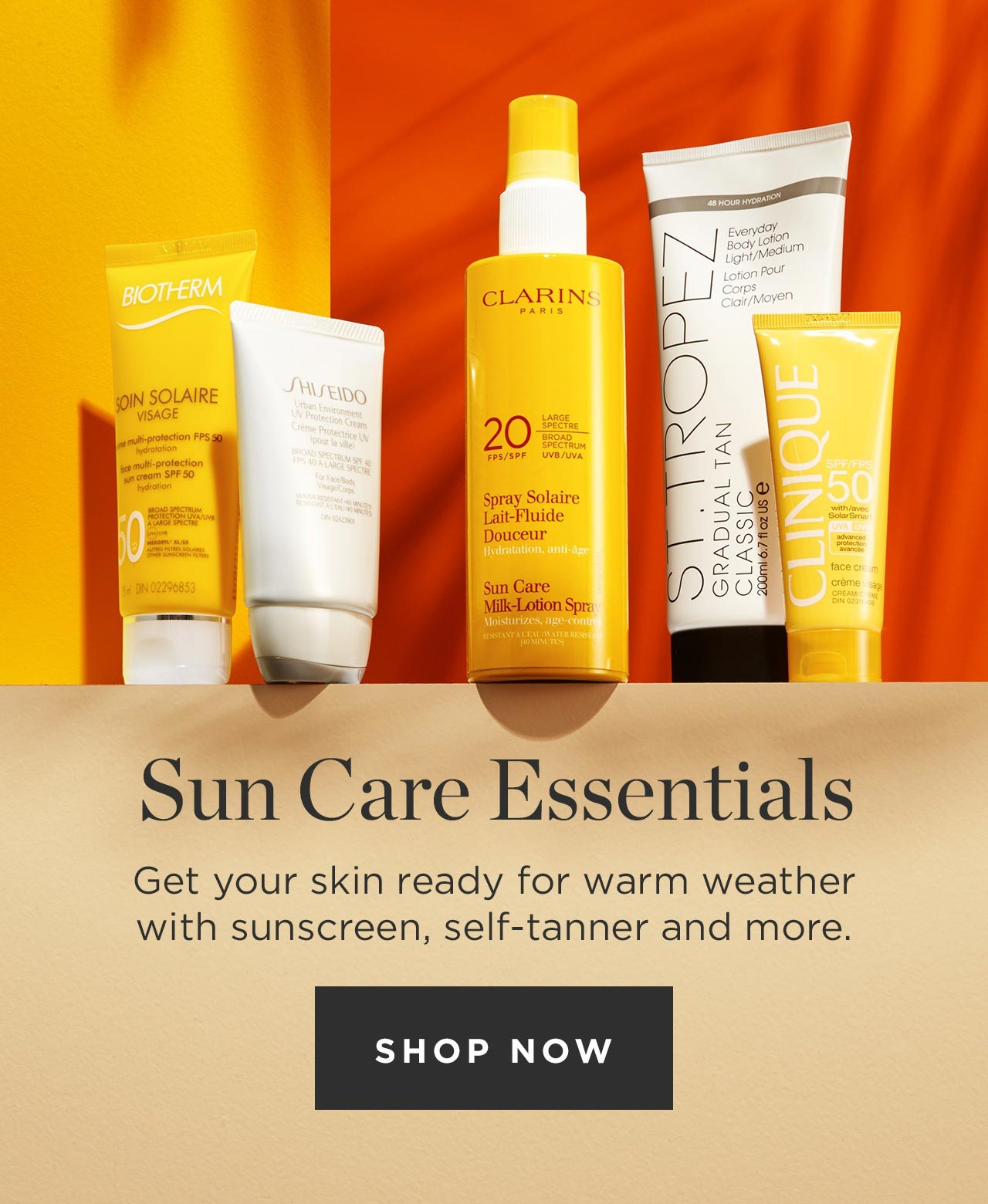 Sun Care Essentials
