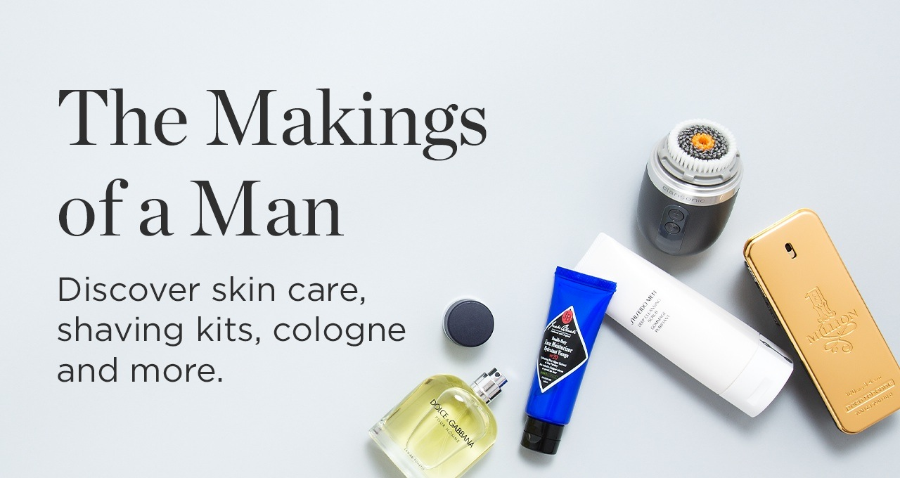The Makings of a Man