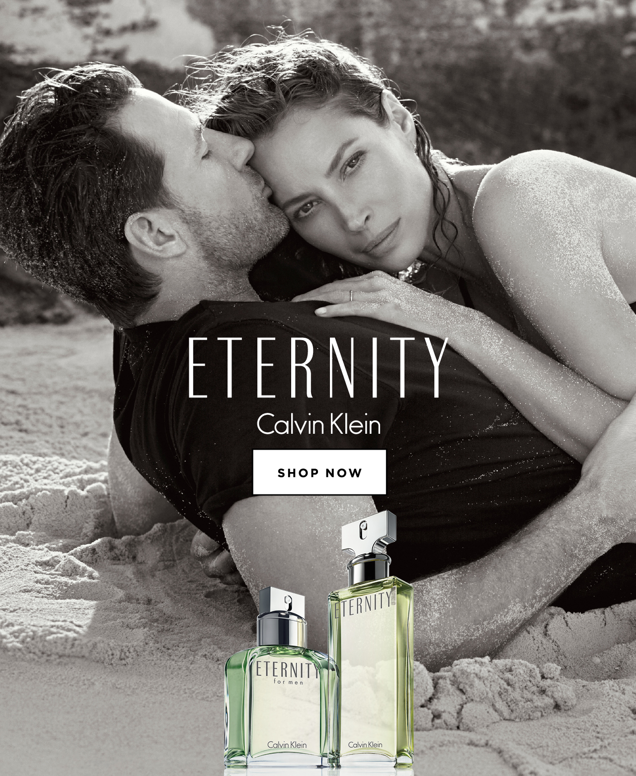 Calvin Klein Eternity Shop Now
