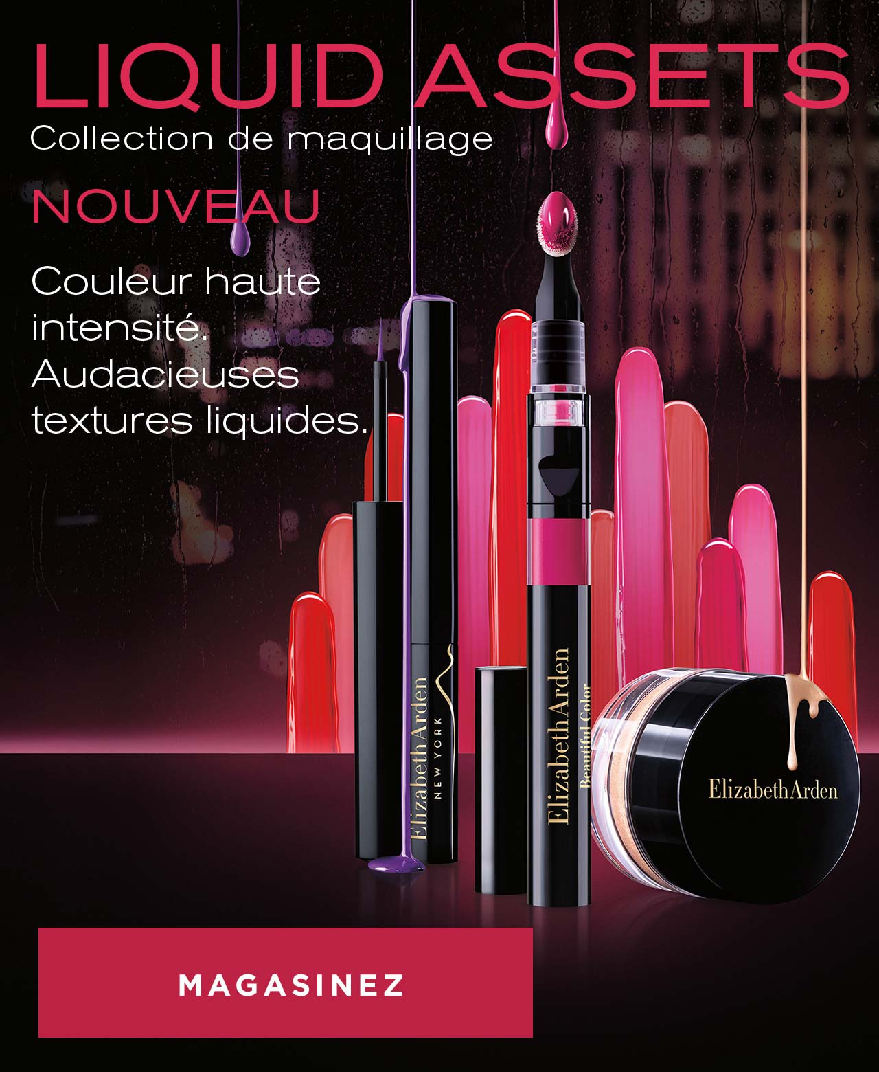Liquid Assets Collection de maquillage