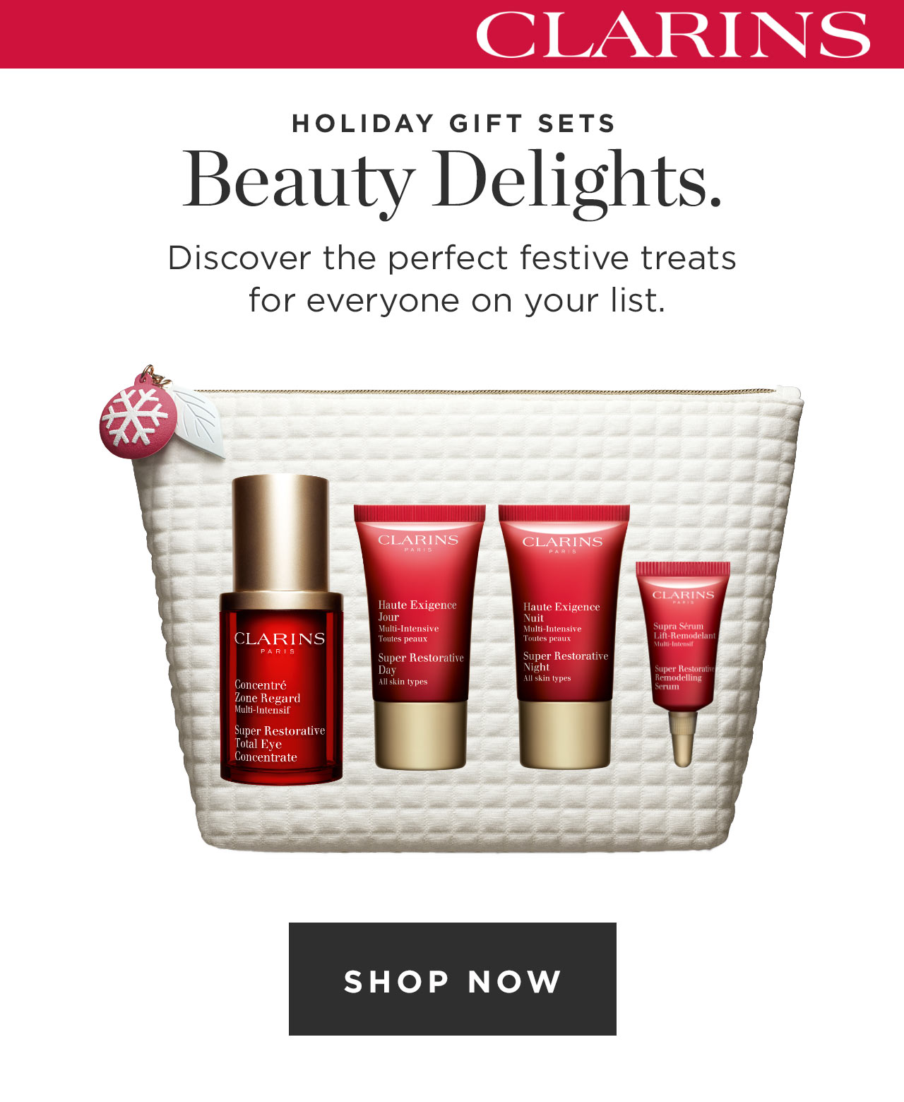 Clarins Beauty Delights