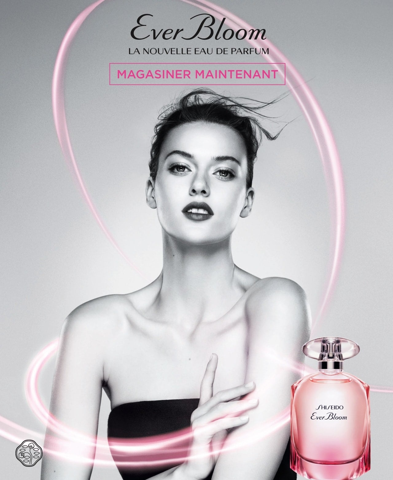 Shop Shiseido Ever Bloom, the new fragrance