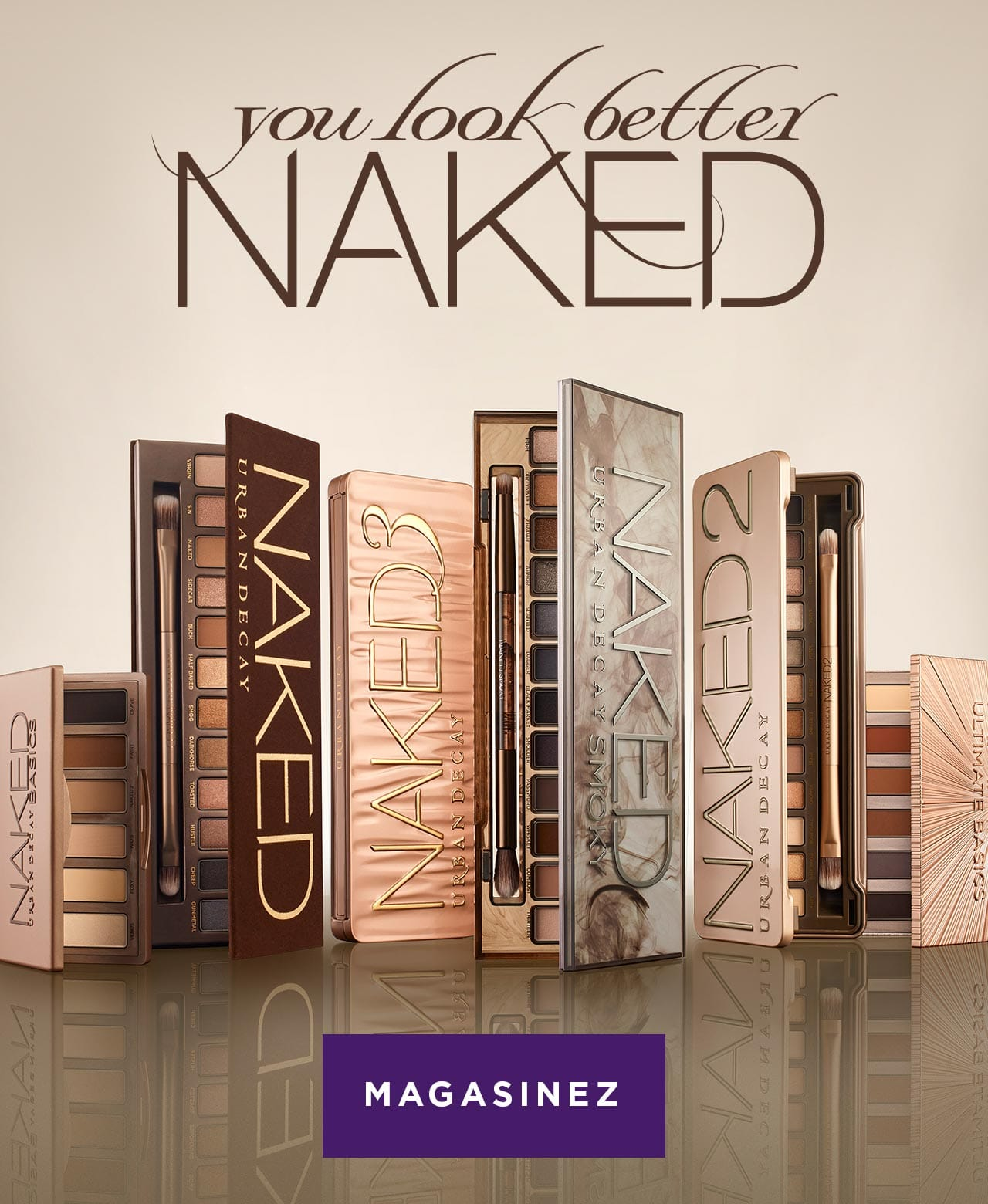 You look better Naked