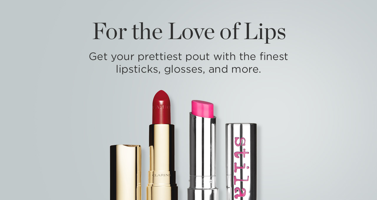 For the Love of Lips