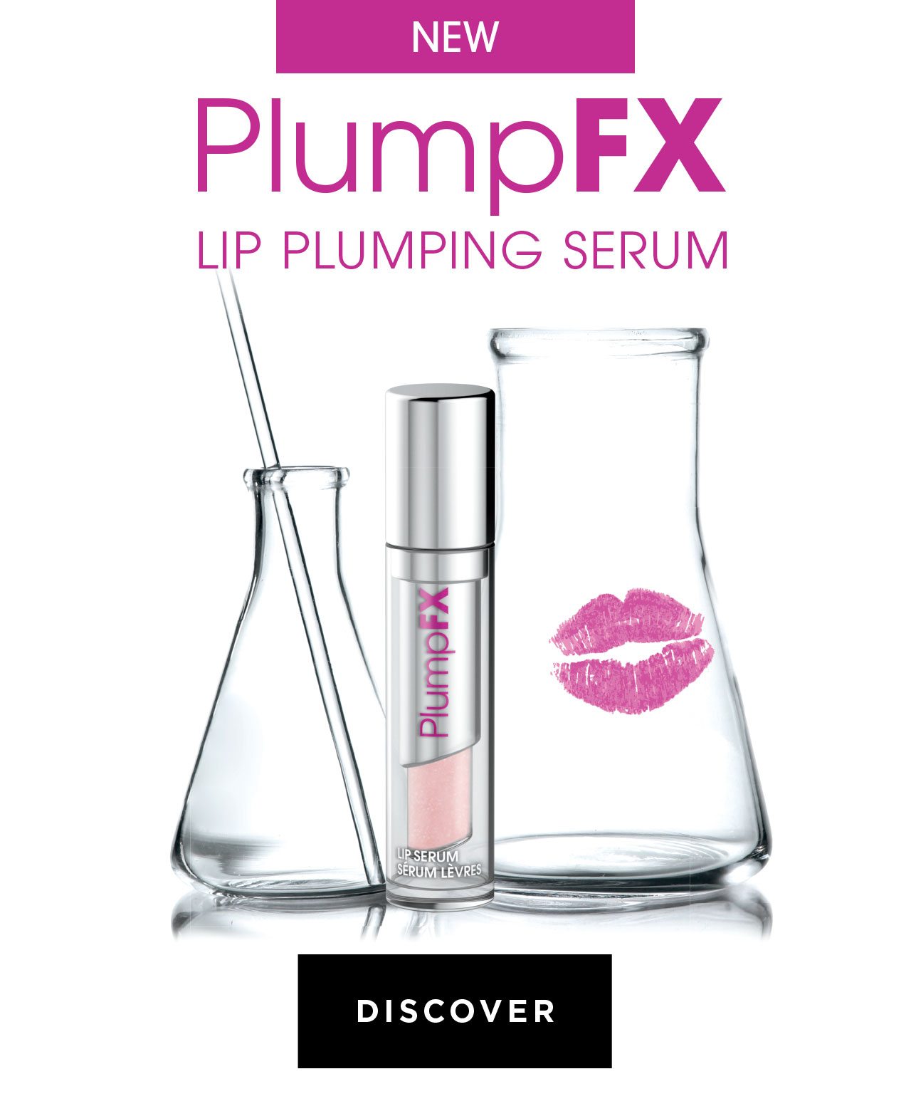 New PlumpFX lip plumping serum