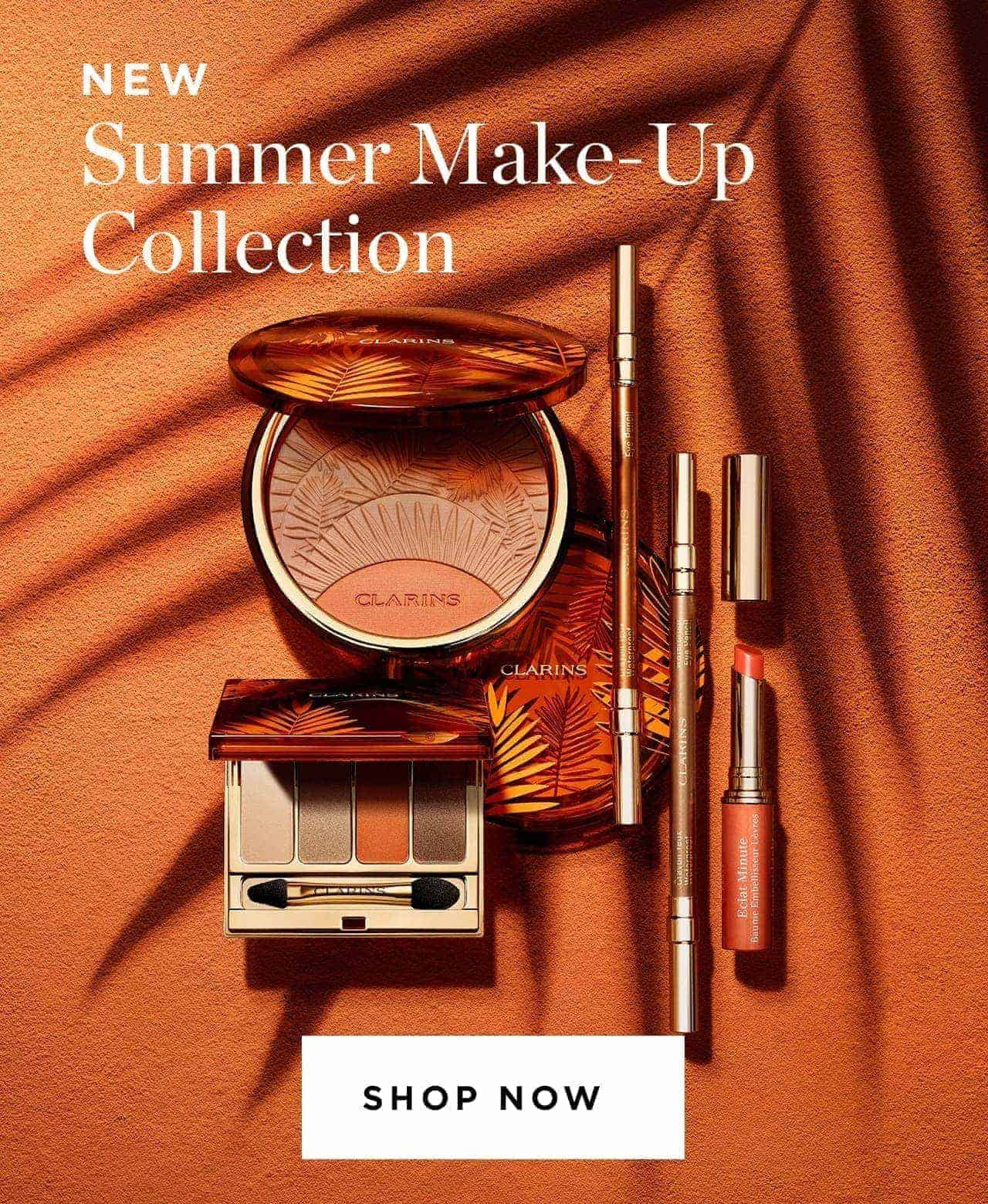 Summer make-up collection