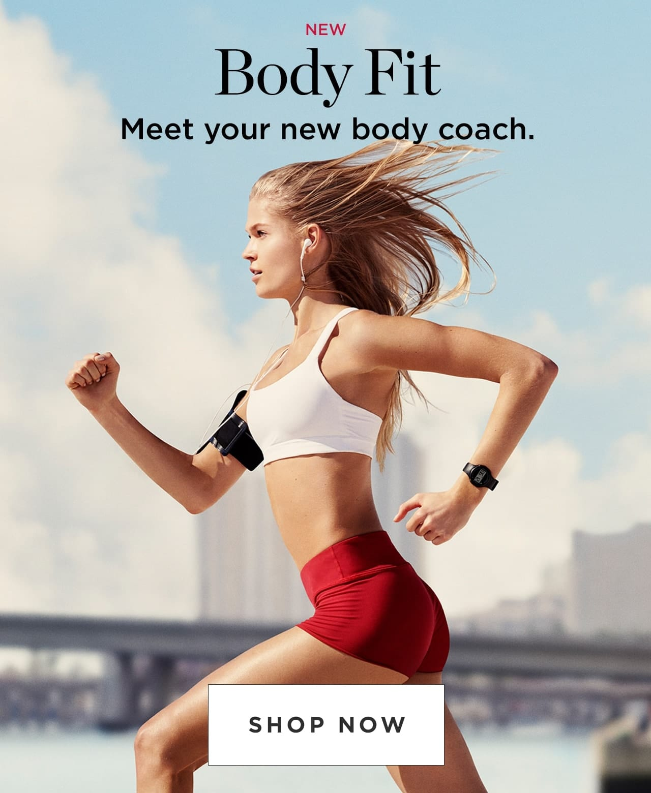 NEW Body Fit - Meet your new body coach