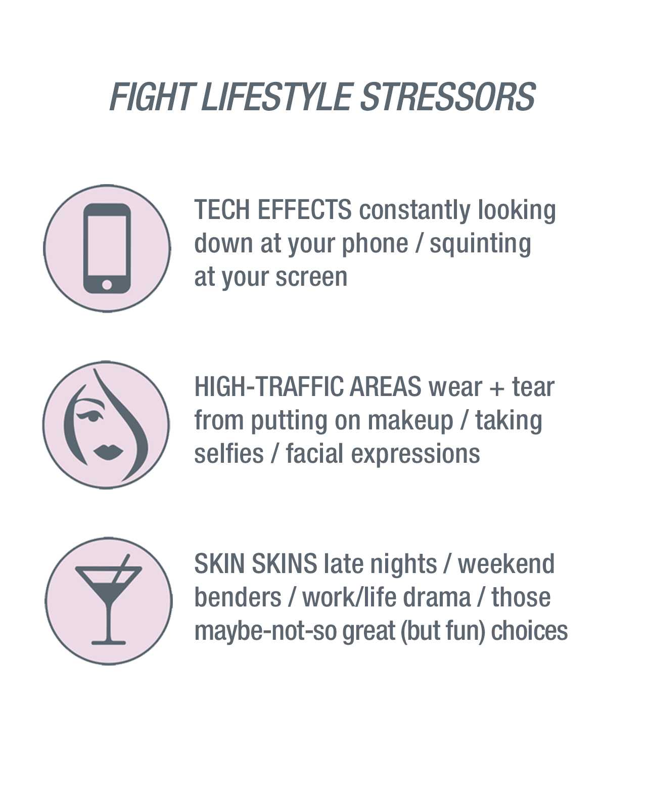 Fight Lifestyle Stressors