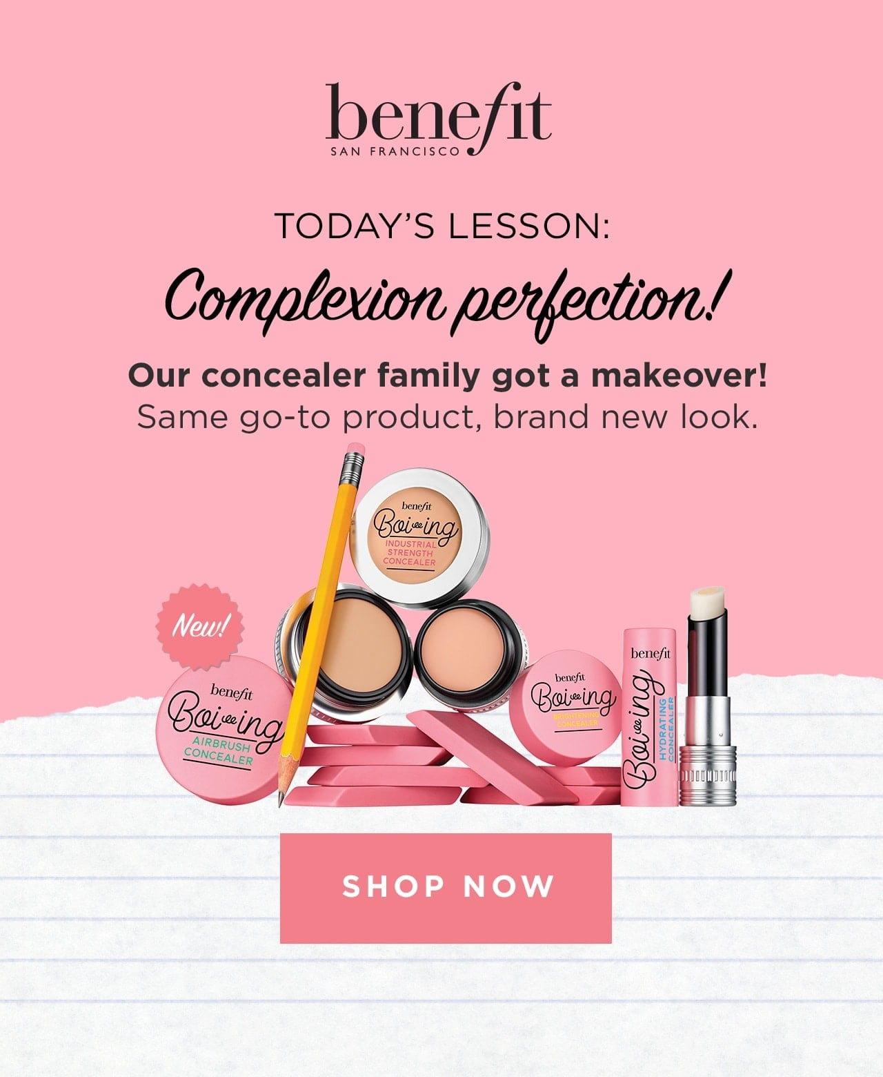 Shop Benefit Cosmetics Complexion Perfection Concealer