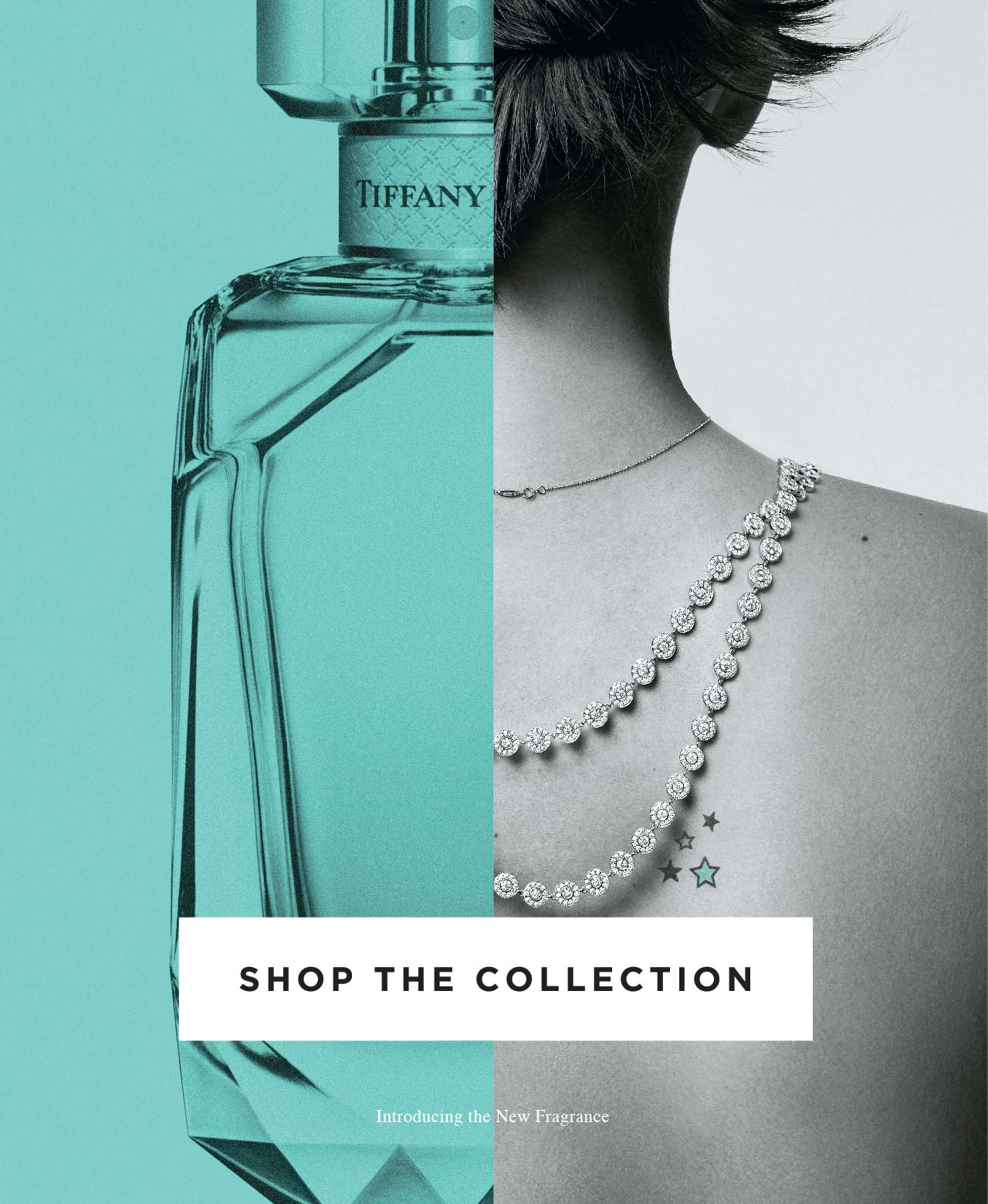 Tiffany & Co. Introducing the New Fragrance