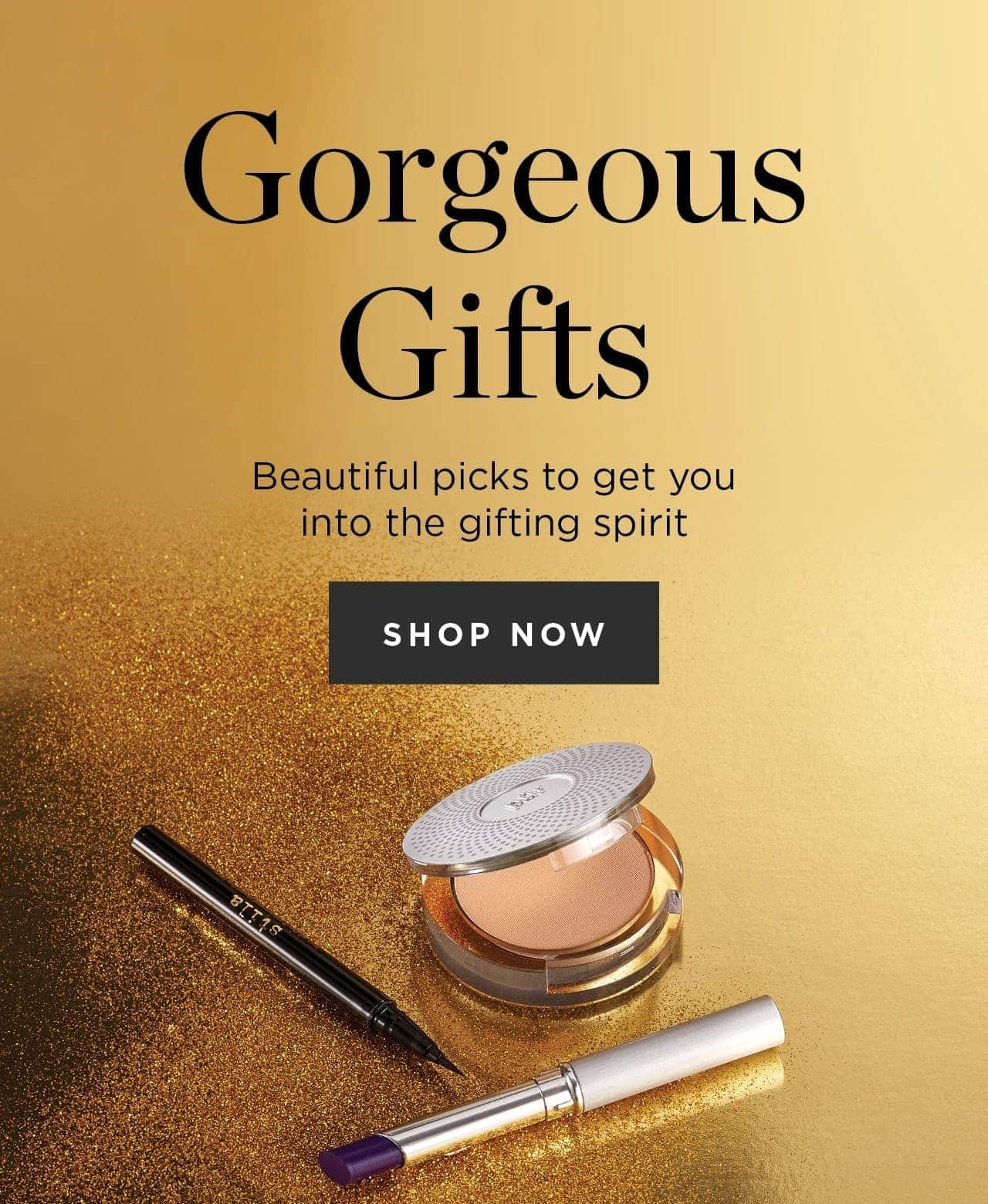 Gorgeous gifts. Beautiful picks to get you into the gifting spirit