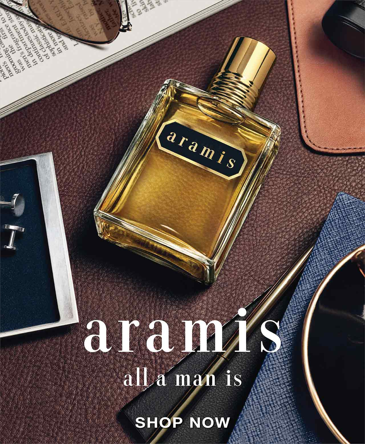 Aramis all a mani is. Shop now.