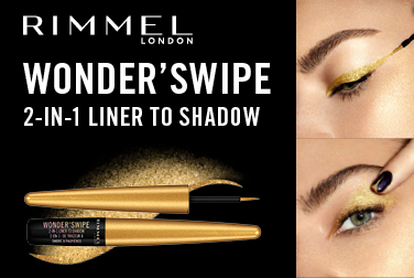 New Rimmel Wonderswipe 2-in-1 Liner to Shadow