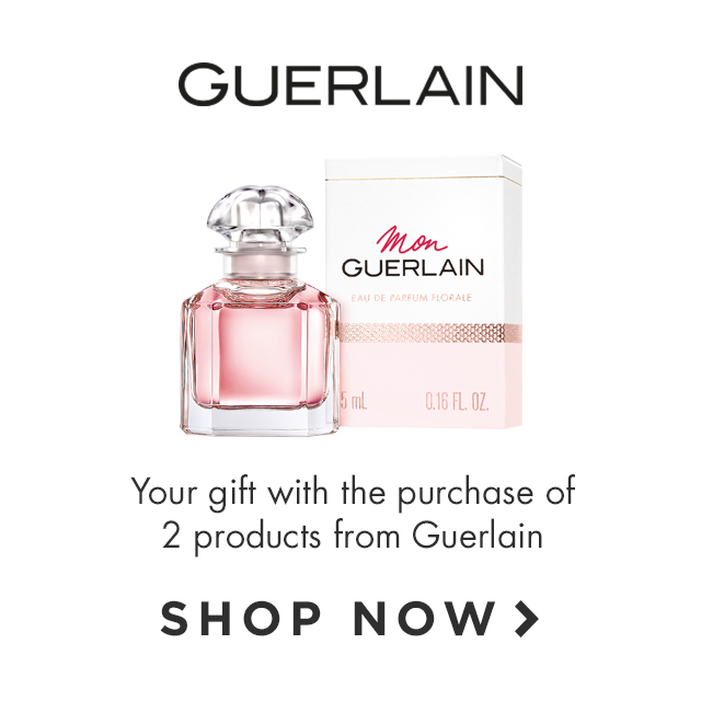 Guerlain Mon Guerlain eau de parfume your gift with the purchase of 2 products from Guerlain. Shop now