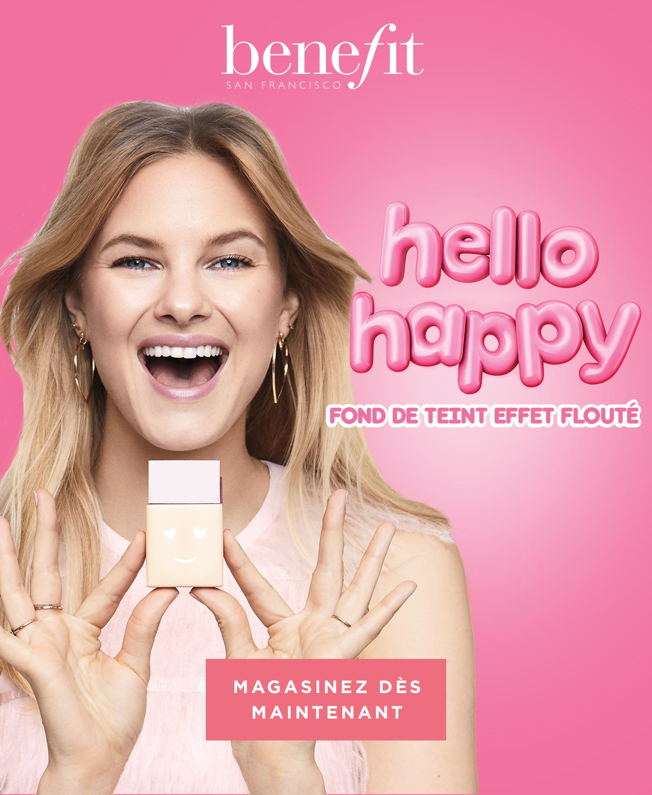 Benefit Hello Happy