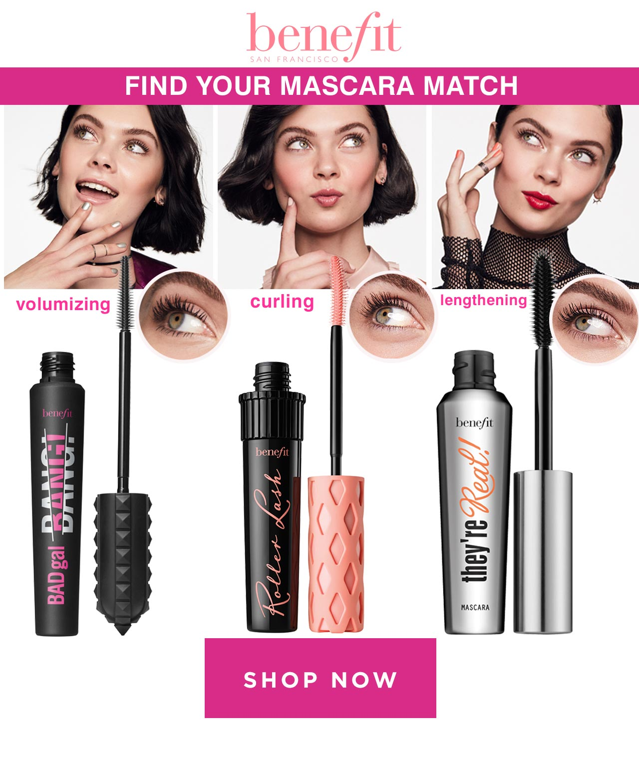Bad Gal Bang Mascara