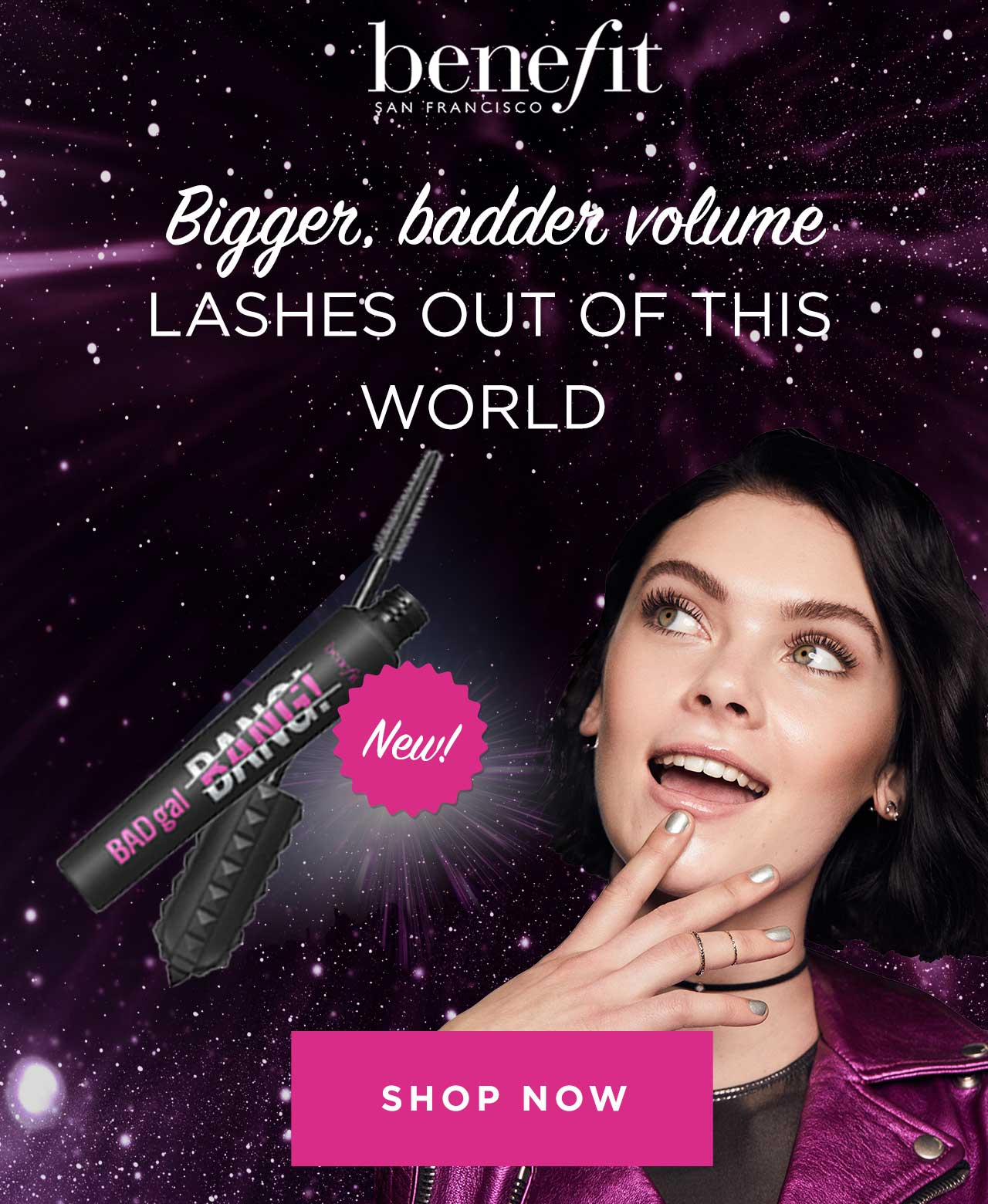 Benefit Bad Gal Bang Mascara