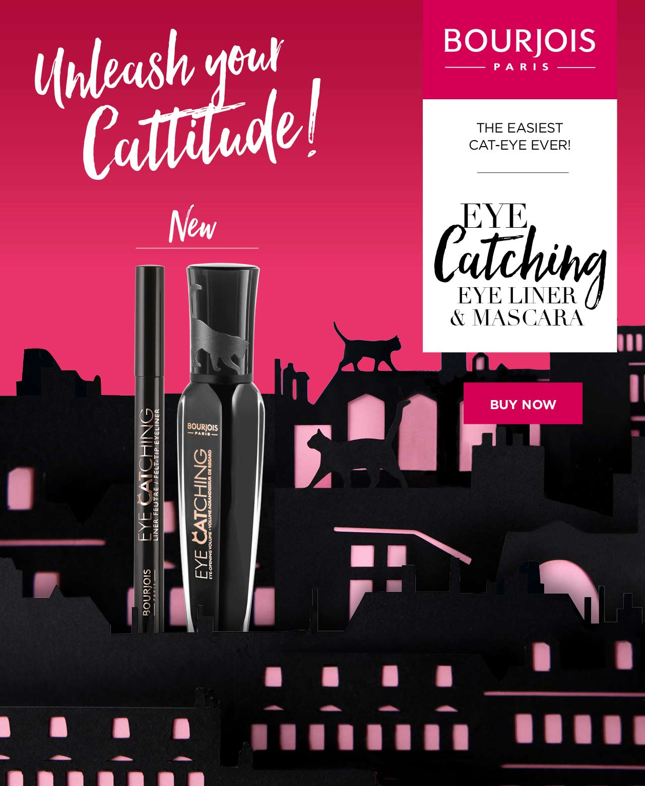 Bourjois - Eye Catching ascara