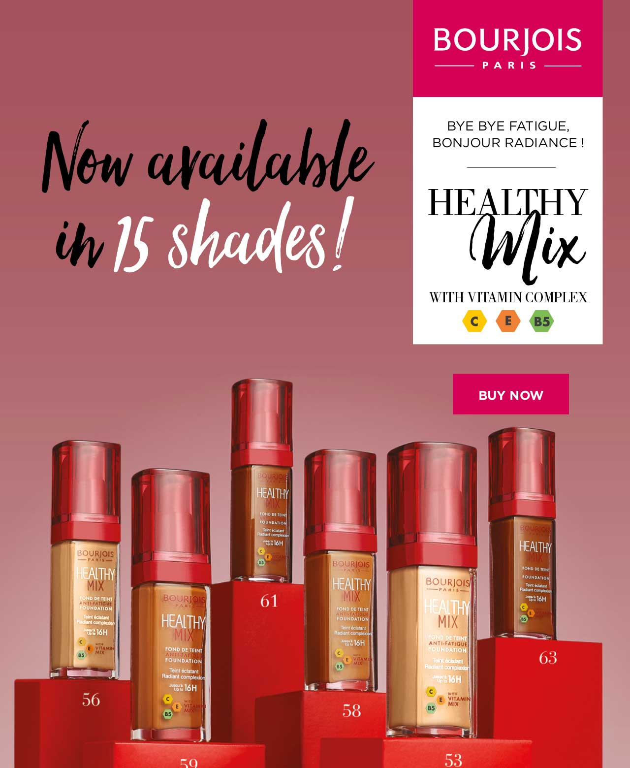 Bourjois Healthy Mix Buy Now
