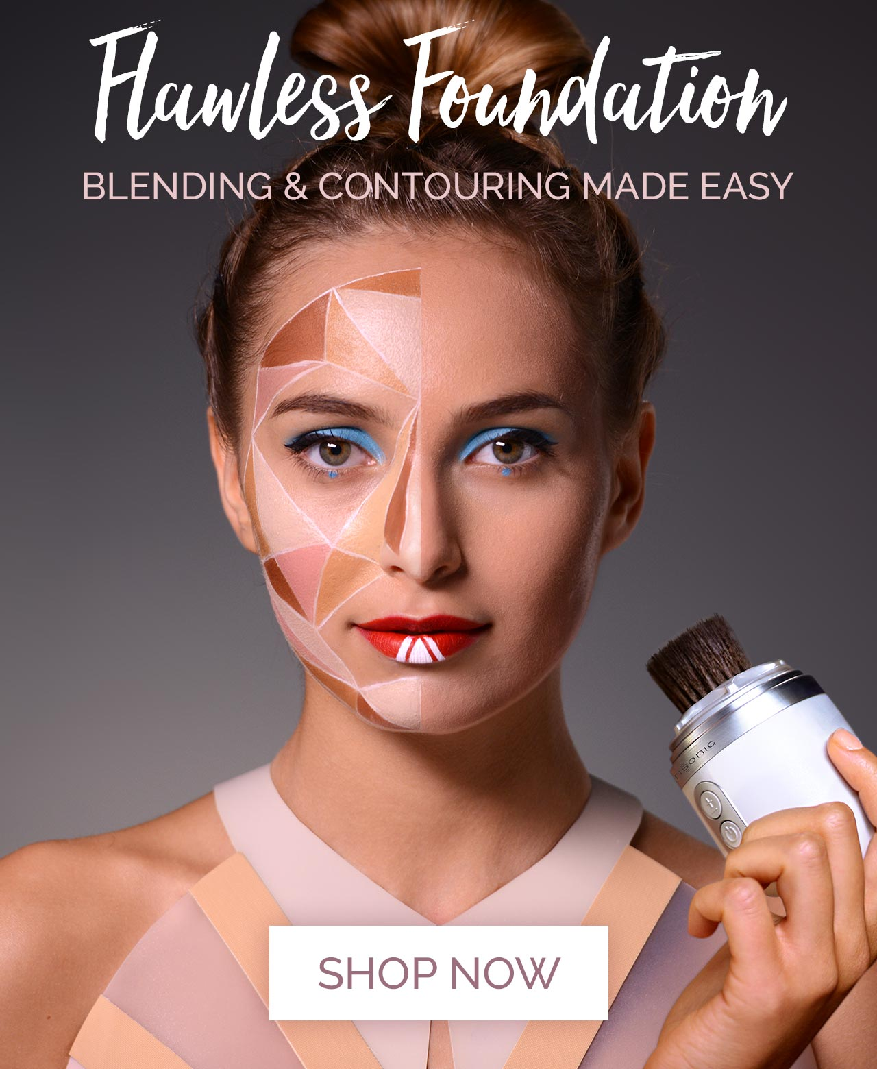Flawless Foundation - Clarisonic