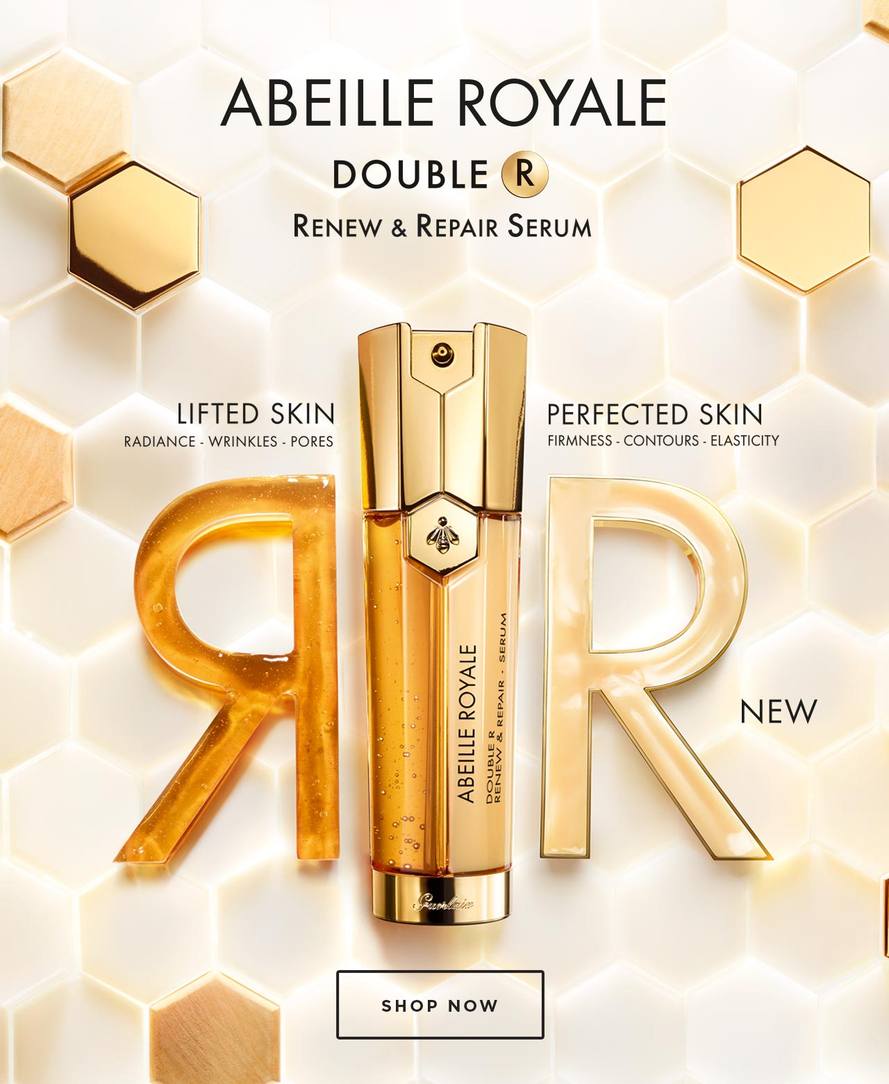 Abeille Royale Double R. Shop Now.
