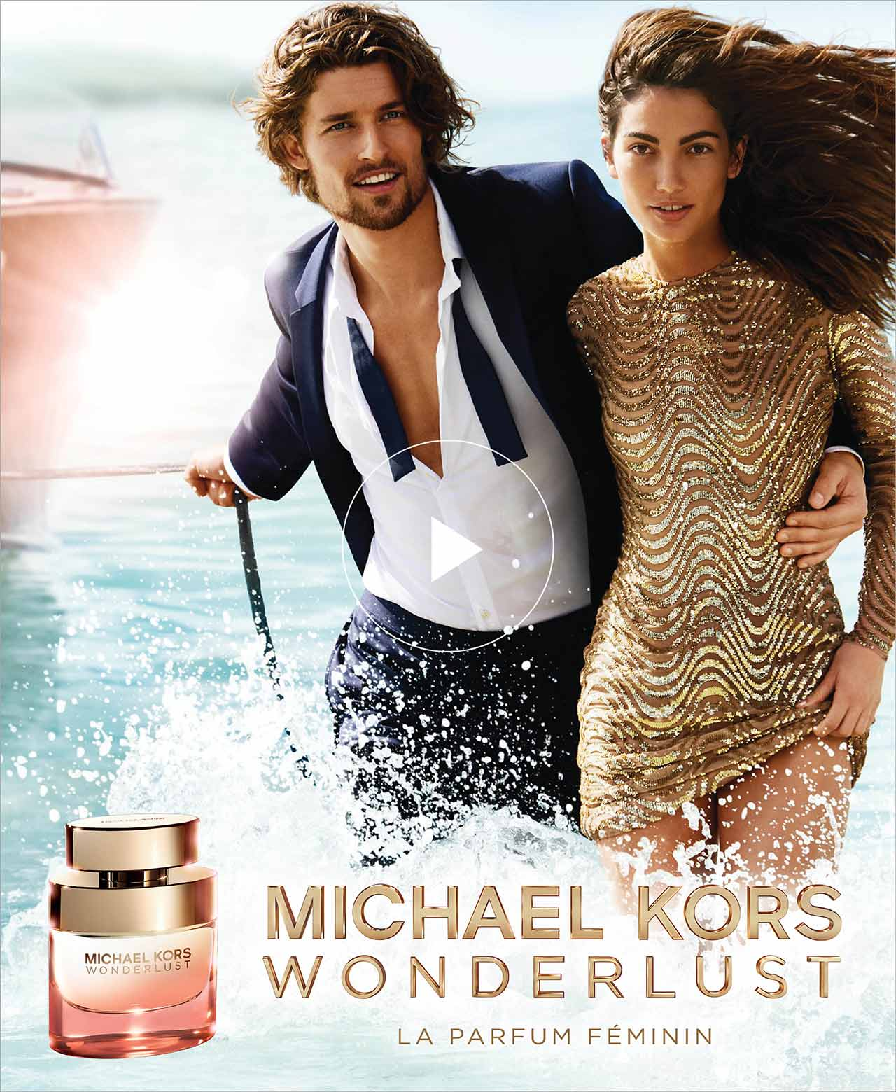 Michael Kors Wanderlust Video
