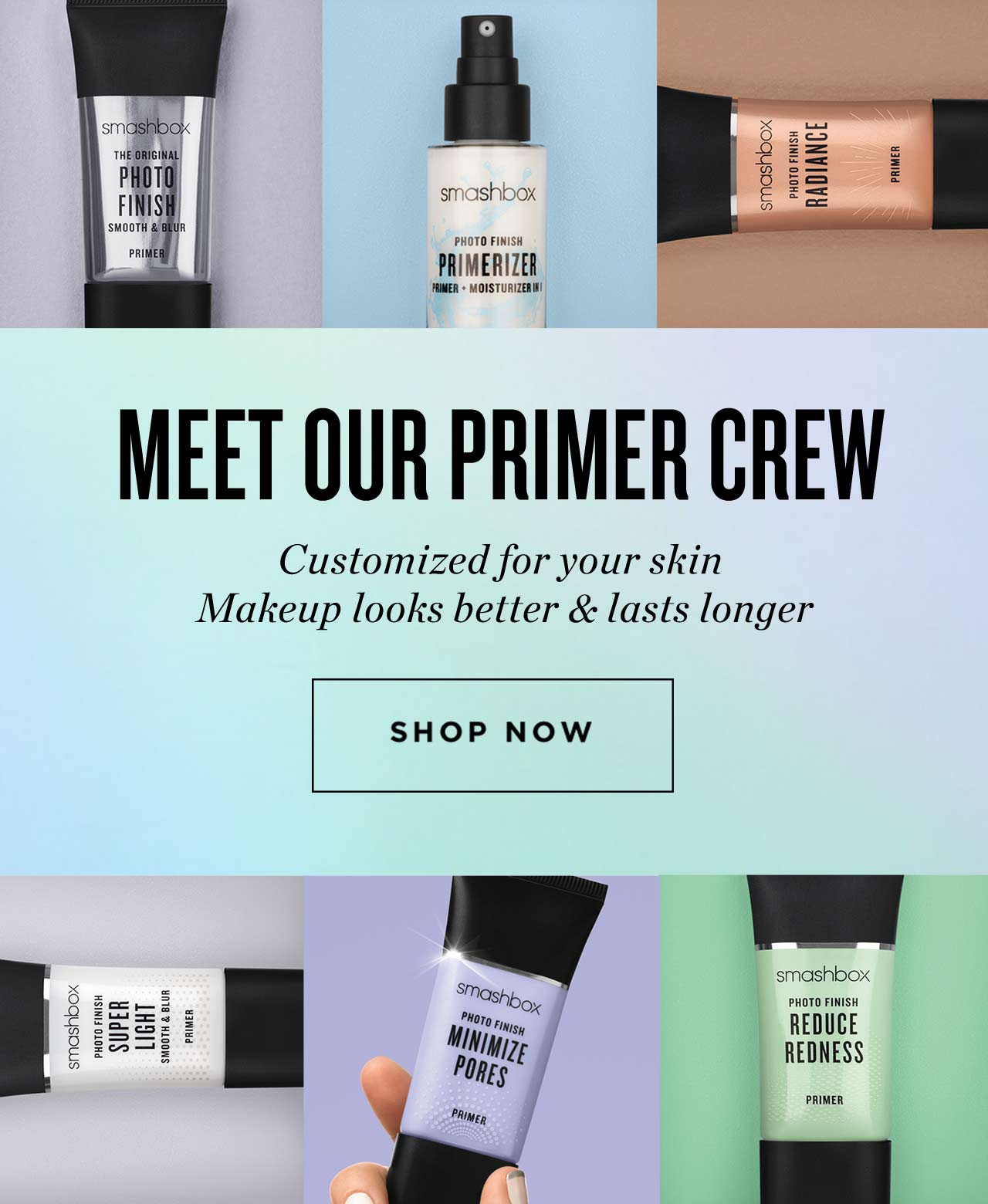 Photo Finish Primerizer. Primer + Moisturizer in one