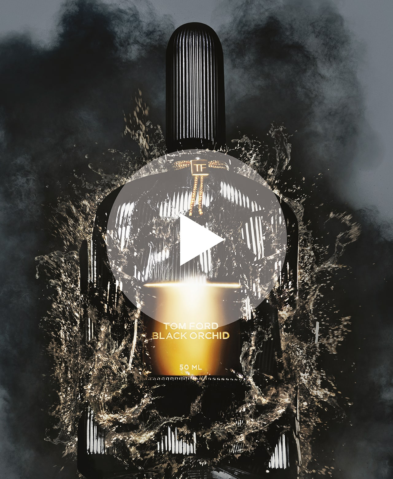 Tom Ford Black Orchid Video