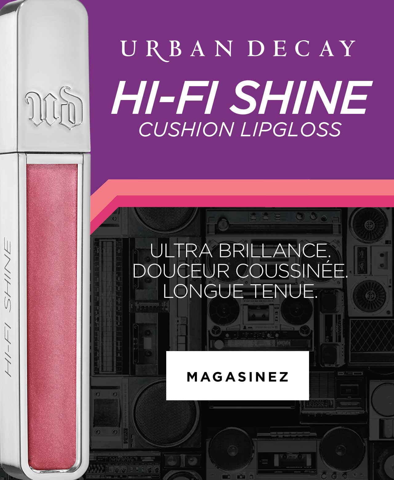 Urban Decay Hi Fi Shine