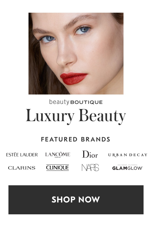 BeautyBoutique Luxury Beauty Featured Brands