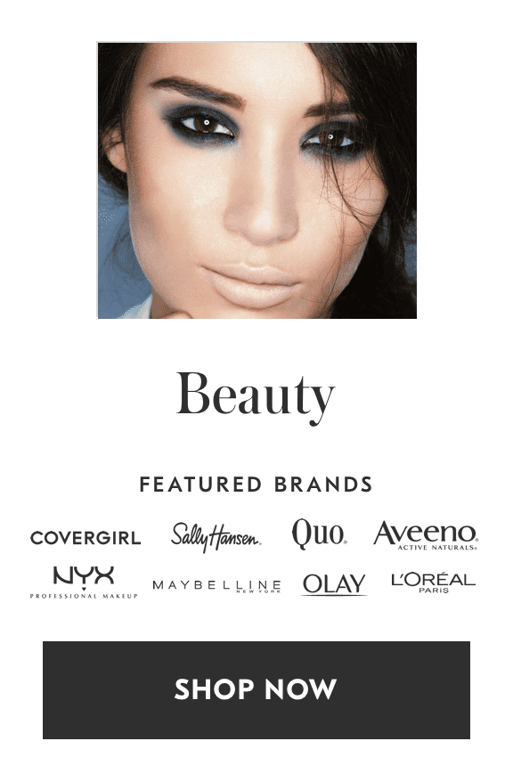 Beauty Featured Brands
