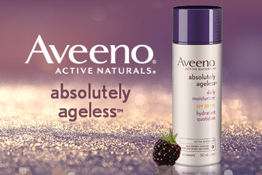 25% off select Aveeno products.