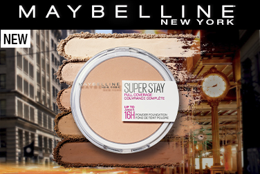 $8.99 Maybelline products.