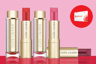 15K points on Estée Lauder purchases of $100+