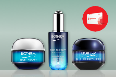 Biotherm: 25K bonus points on Blue Therapy