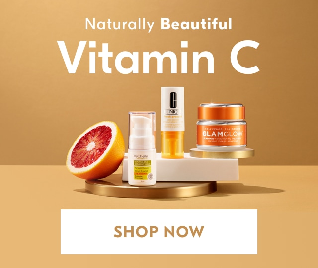 Vitamin C a powerful antioxidant and skin-brightening superhero. Shop now